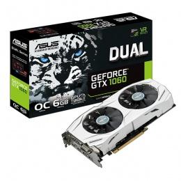 Asus DUAL nVidia GeForce GTX1060-O6G 6GB DDR5