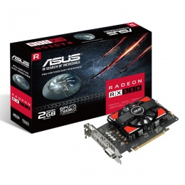 Asus AMD Radeon RX550-2G 2GB DDR5