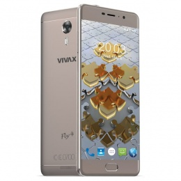 Vivax SMART Fly 4 Dual SIM Grey