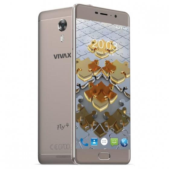 Vivax SMART Fly 4 Dual SIM Grey