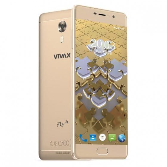 Vivax SMART Fly 4 Dual SIM Gold