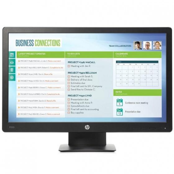 HP ProDisplay P223 21.5'' (X7R61AA)