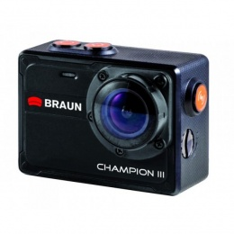 Braun Action Cam Champion III (57522)