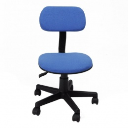 Daktilo stolica 1002PFS Plava