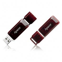 Apacer USB stick 16GB AH321 black/red