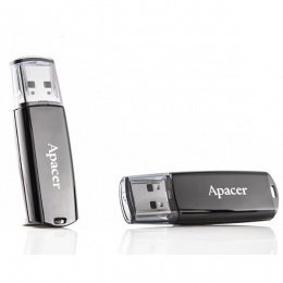 Apacer USB stick 16GB AH322 black