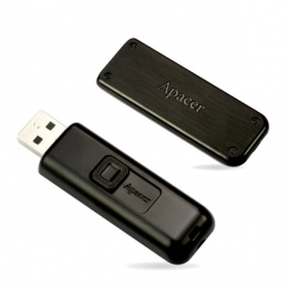 Apacer USB stick 16GB AH325 black