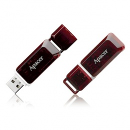 Apacer USB stick 32GB AH321 black/red