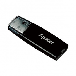 Apacer USB stick 8GB AH322 black