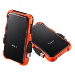 Apacer externi 1TB AC630 Crni, USB 3.1