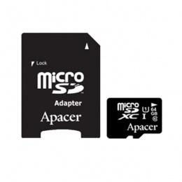 Apacer MC MicroSD 64GB Class 10