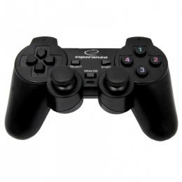 Esperanza gamepad Warrior EG102 crni
