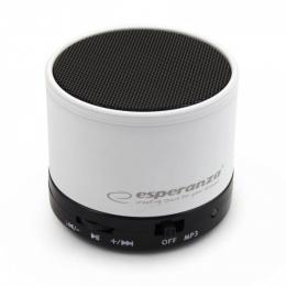 Esperanza bluetooth zvučnik EP115W bijeli