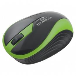 Esperanza miš Titanium Butterfly TM113G Wireless zeleni