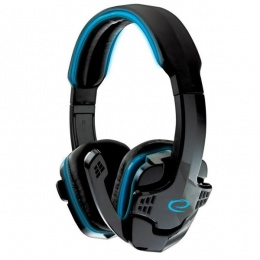 Esperanza Headset Raven EGH310B Gaming plave
