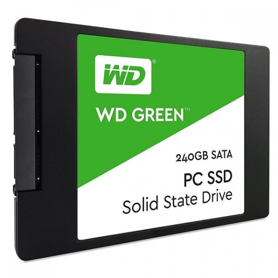 WD SSD Green 240 GB, WDS240G1G0A