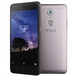 Mobitel Tesla Smartphone 6.3 Dual SIM Dark Grey