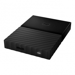 WD Externi 4TB MY Passport Black, WDBYFT0040BBK