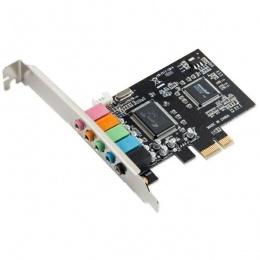 Asonic zvučna kadta C-Media 8738 PCIe 6 kanalna