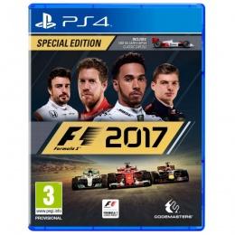 F1 2017 Special Edition za PS4