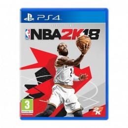 NBA 2K18 za PS4