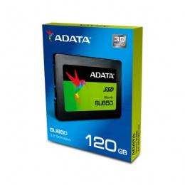 ADATA SSD SU650 120GB 3D Nand, ASU650SS-120GT-C