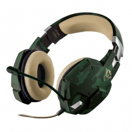 Trust GXT 322C Carus Gaming Headset jungle