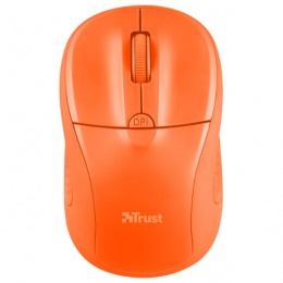 Trust miš Primo Neon Wireless orange
