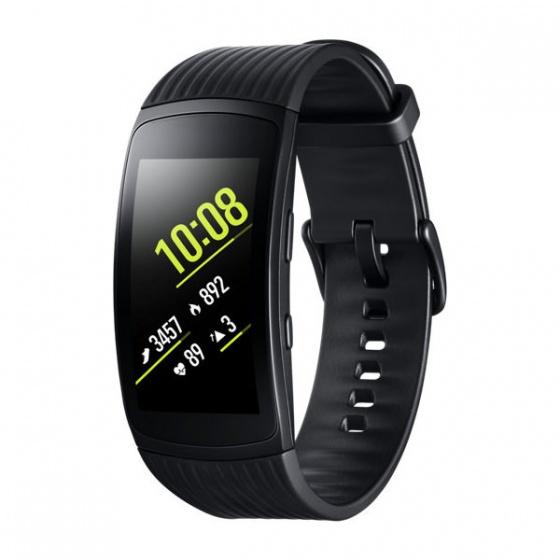 Samsung Gear Fit 2 Pro Small Black