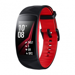 Samsung Gear Fit 2 Pro Small Red