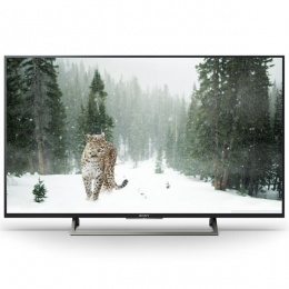 Sony LED UltraHD Android TV 49XE8005 49'' (124cm)