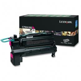 Lexmark Toner Magenta C792A1MG