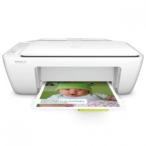 Printer/skener/kopir HP DeskJet Ink Advantage 2130 + tinta HP 302 Black (190)