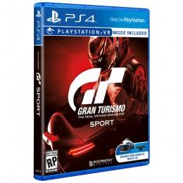 Gran Turismo Sport za PS4