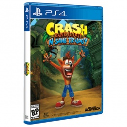 Crash Bandicoot N. Sane Trilogy za PS4