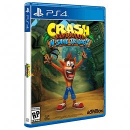 Crash Bandicoot N. Sane Trilogy za PS4