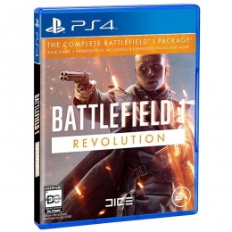 Battlefield 1 Revolution za PS4