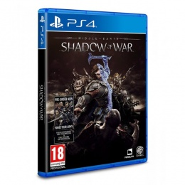 Middle Earth: Shadow of War za PS4