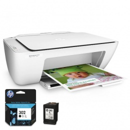 HP DeskJet Ink Advantage 2130 + tinta HP 302 Black (190)