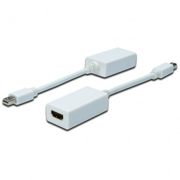 Assmann adapter mini DP(M)-HDMI(F), AK-340411-001-W