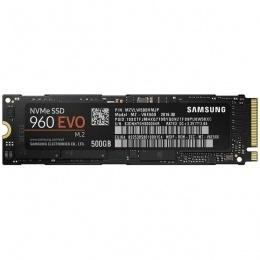 Samsung SSD M.2 NVMe 500GB Evo 960, MZ-V6E500