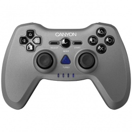 Canyon gamepad CNS-GPW6 za PC, PS2 i PS3 Wireless