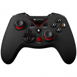 Canyon gamepad CND-GPW7 za XBOX 360, PS3, PC, Android