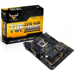 Asus MB TUF Z370-PLUS Gaming, LGA 1151, Intel Z370