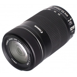 Canon objektiv EF-S 55-250 4-5.6 IS STM