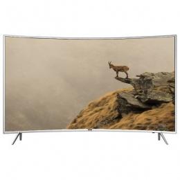 Televizor Samsung LED UltraHD SMART TV 55KU6512 Zakrivljeni