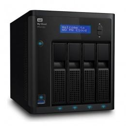 NAS storage WD My Cloud PR4100
