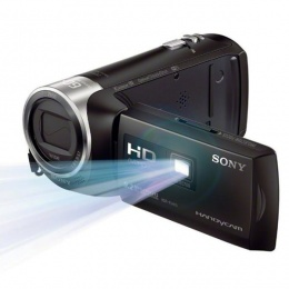 Sony HandyCam PJ410 sa projektorom