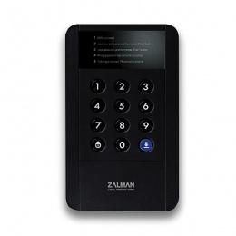 Zalman ZM-SHE350 kućište za HDD USB3.0 2,5 sa enkripcijom