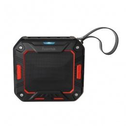 Hama zvučnik ROCKMAN-S Bluetooth crveni